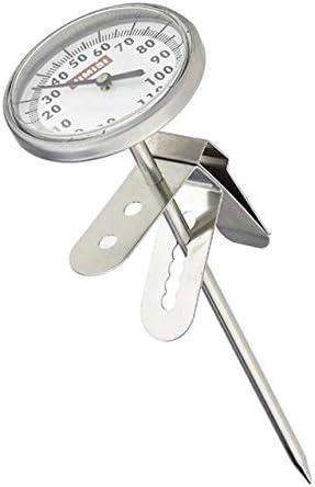 100054 ستانلس ستيل - مقياس حرارة للمشروبات الساخنة