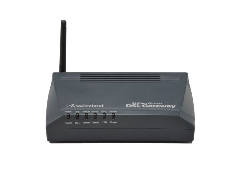 Actiontec GT701WG 54 Mbps Wireless DSL Gateway