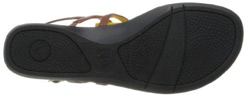 LifeStride Women's Nemesis Sandal Gladiator Patent Yellow ZZv4wrqd
