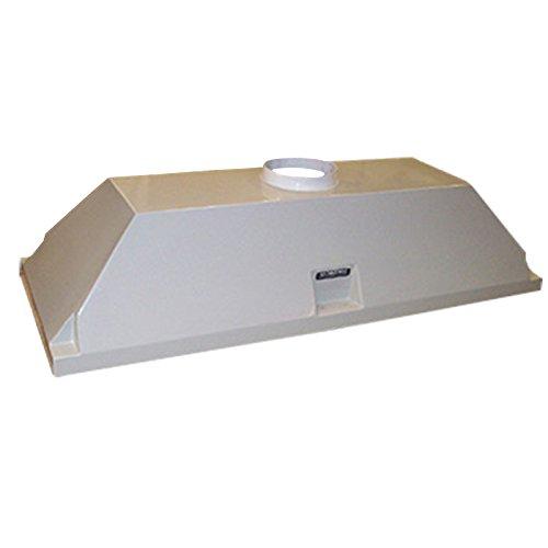 Fiberglass, 36 W x 24 L x 18 H Fluid/_Ounces HEMCO 23030 Fiberglass Island Canopy Hood Degree C