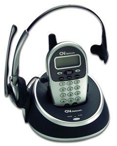 GN Netcom GN-7170 Cordless Headset - Headset Phone Gn Netcom