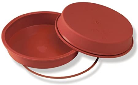 Silikomart Uniflex 8.66 Inch Round Mold Bakeware Moulds & Tins at amazon