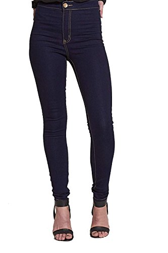 Jeans indigo denim Donna Divadames 515 Uqvxzw4z7B