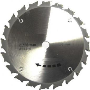 Ausavil2. SL - Disco desbrozadora widia250x25.4x1.8 20d