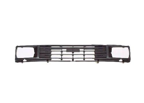 Toyota Pick up Truck Grille - OEM Style Black Standard 2WD Model