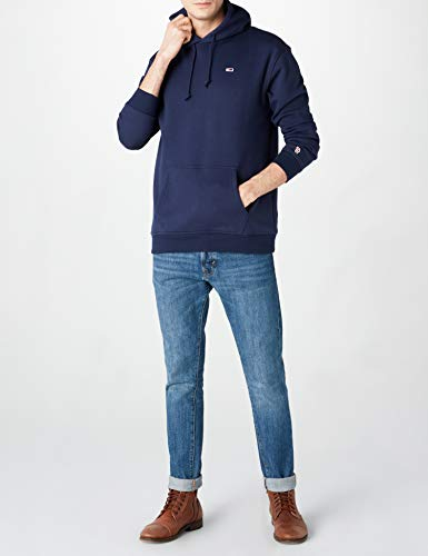 De Iris Homme shirt black Sweat Hoodie Tjm Hilfiger Sport Bleu Tommy 002 Classics wqpYYT