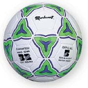 Markwort Synthetic Cover Soccer Ball (Size 4) from