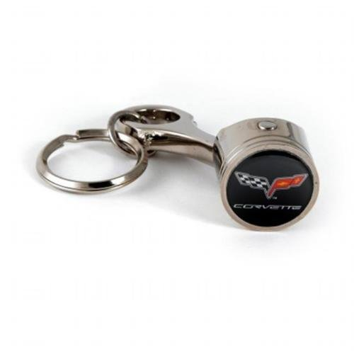 Chevrolet Corvette C6 Piston Key Chain (Chevrolet Pistons)