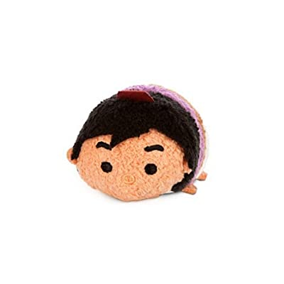 New Disney Store Mini 3.5 (S) Tsum Tsum ALADDIN (Aladdin Collection): Toys & Games
