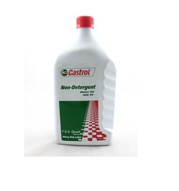 30w Non Detergent Motor Oil 1qt Refrigeration Machine