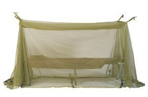 Rothco Field Size Mosquito Net Bar, Olive Drab