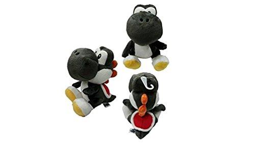 Yoshi Plush Doll Black 10