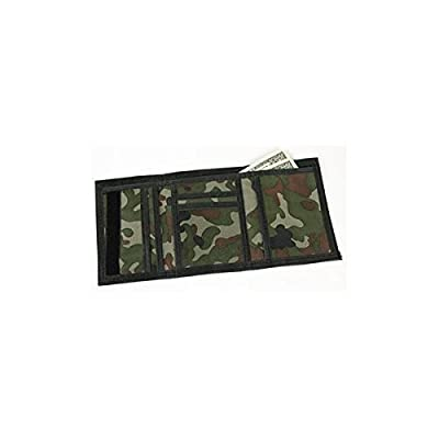 Fun Express 6 Army Camouflage Wallets: Toys & Games