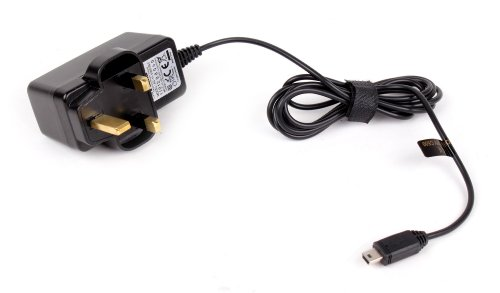 - Home and Travel Mains/Wall Charger for ViaMichelin GPS