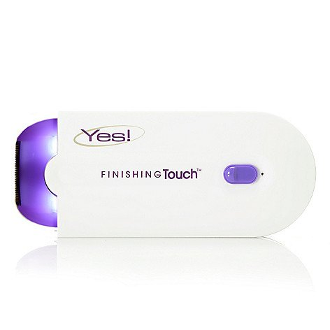 Yes! By Finishing Touch Hair Remover | Rechargeable Lithium Ion Battery