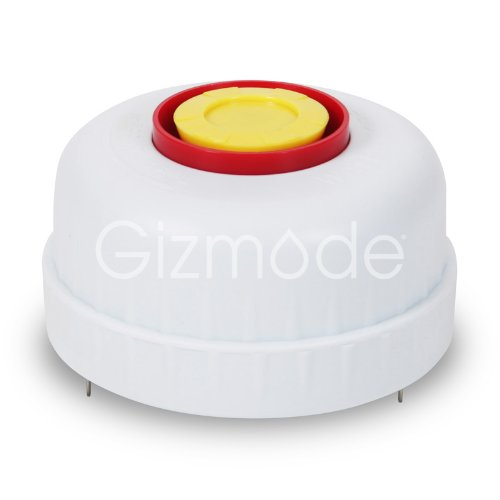 Gizmode The Water Screamer Loud 130 dB Siren Water Alarm Water Alarm Loud 130 dB