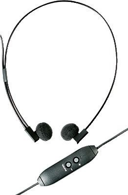 Spectra SP-USB Stereo Headset with In-Line Volume Control