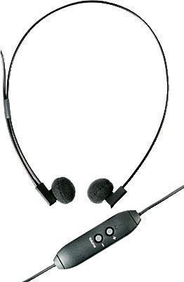 Spectra USB Transcription Headset by VEC ELECTRONICS