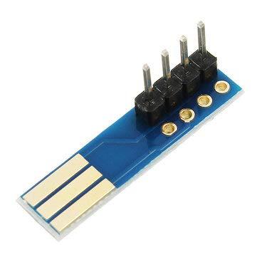 Arduino Compatible SCM DIY Kits Module Board - I2C WiiChuck Nunchuck Small Adapter Shield Module Board For Arduino - 1 x Adapter -