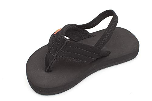 Rainbow Sandals Kid's Grombow's Soft Top Rubber w/Neoprene Strap