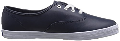 Navy Leather Keds Original Champion Leather Women's Sneaker WZwSUZO8vq