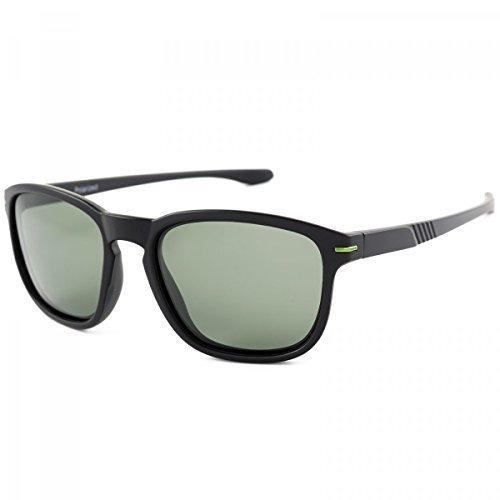 BEZLIT Polarisation Designer Sport Sonnenbrille Wayfarer Brillen Polbrille Sport 20378, Rahmenfarbe:Braun