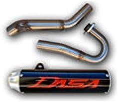 Dasa Tr-6001 - Sistema de escape Honda Trx 450 Classic 06-09 ...