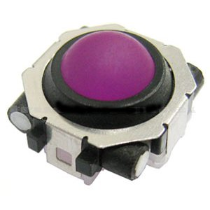 (Replacement Trackball for BlackBerry 8100 Pearl, 8120, 8130 Pearl 2, 8300, 8310, 8320, 8330 Curve, 8800, 8820, 8830, 8800, (Purple))