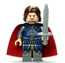 Lego Lord of the Rings Aragorn Minifigure (2013)
