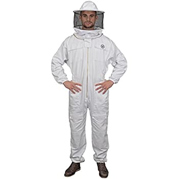 Amazon Com Humble Bee 410 Xl Polycotton Beekeeping Suit