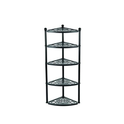 Le Creuset 5-Tier Cast-Iron Cookware Stand (Le Creuset Pot Rack)