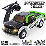 GPTOYS 1:12 Scale Electric RC Car Off Road Vehicle 2.4GHz Radio Remote Control