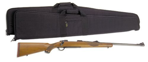 "Elite Survival Systems Rifle Case Scoped Rifle 56"" RC56SB Rifle Case Scoped Rifle 56"" Black"