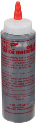 NSi Industries, LLC Oxide Inhibitor, 8 oz Squeeze Bottle - OX-8 from NSI