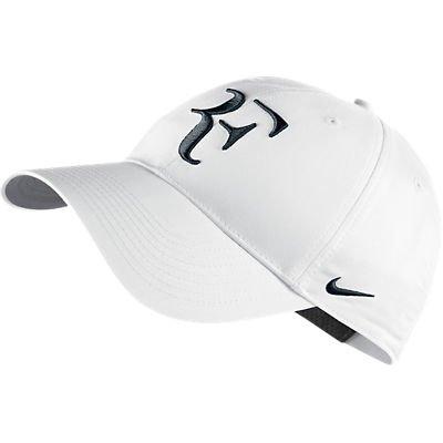 f5a7f1f3 Mens Nike Premier RF Hybrid Adjustable Tennis Hat Military Blue ...