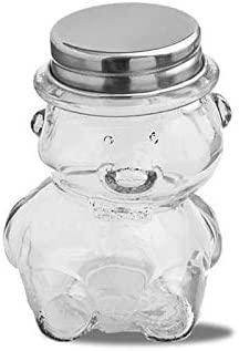 Party /& Event Favors Perfectly Plain Collection Teddy Bear Candy Jars ~ Wedding
