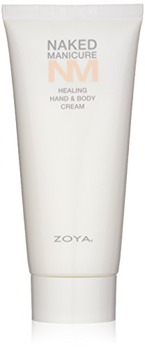 - ZOYA Naked Manicure Healing Dry Skin Hand and Body Cream, 3 Fl. oz.