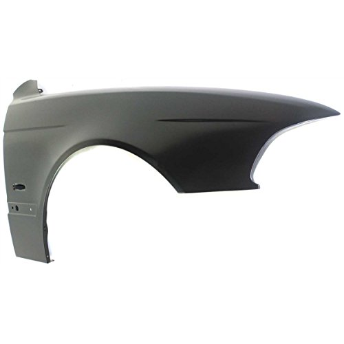 Diften 110-A4549-X01 - New Fender Front Passenger Right Side Primered 525 540 5 Series 528 530 RH Hand