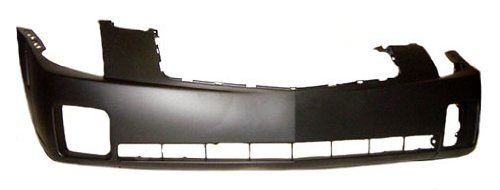 Cadillac Front Bumper - OE Replacement Cadillac CTS Front Bumper Cover (Partslink Number GM1000656)