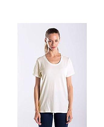 28f8e7f6 US Blanks US0115GD Ladies' Garment Dyed Boyfriend Tee: Amazon.com.au ...