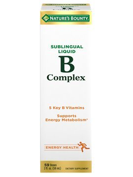 Natures Bounty Complex Sublingual Supplement