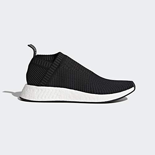 Pictures of adidas NMD_CS2 Primeknit Shoes EFW05 Core Black / Carbon / Red 8