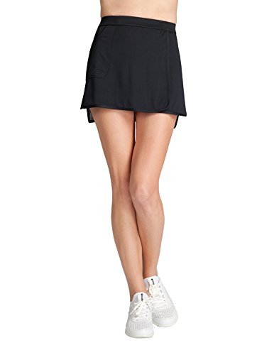- Tail Activewear Women's briel Reversible Skirt Small Heather/Black