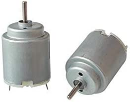 ARCELI 10Pcs DC Motor 140 Mini Electric Motor DC 3-5V 6300 RPM for DIY Toys