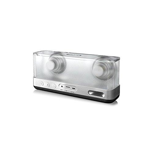 ETBOTU Altavoz Bluetooth V4.2, altavoz portátil inalámbrico estéreo de 20 W con 10 horas de tiempo de reproducción,...