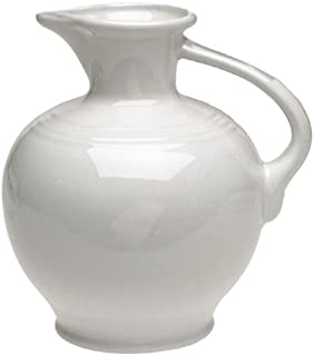 product image for Fiesta Pearl Gray 448 60-Ounce Handled Carafe