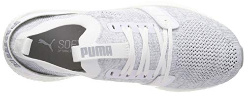 Puma Wns Neko Engineer quarry Nrgy puma De Compétition Chaussures Blanc Femme White Running Knit IxrHIwU5q
