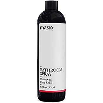 Amazon Com Mask Bathroom Spray 2oz 3 Pack Coconut And