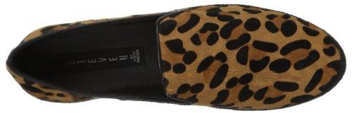 Steven Door Steve Madden Cluch Flat Leopard