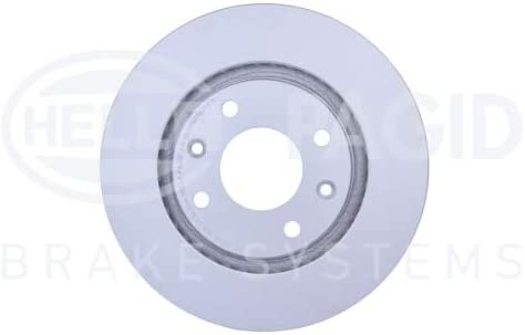 Hella Pagid 8dd 355 108 351 Bremsscheibe Pro Vorderachse Oberfläche Beschichtet Set Aus 2 Bremsscheiben Auto